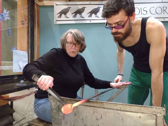 Picture of Introduction to Hot Glass