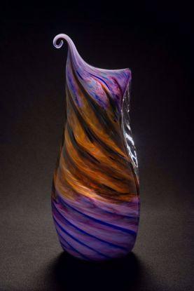 Image de Vase Dragon Coucher de soleil