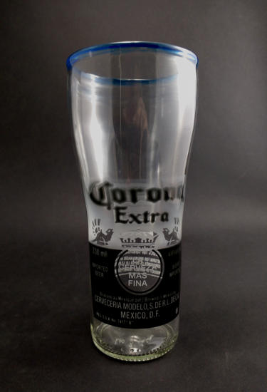 """Picture of Beer Glass """"Corona"""""""