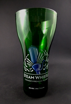 "Image de Verre de bière ""Steam Whistle"""